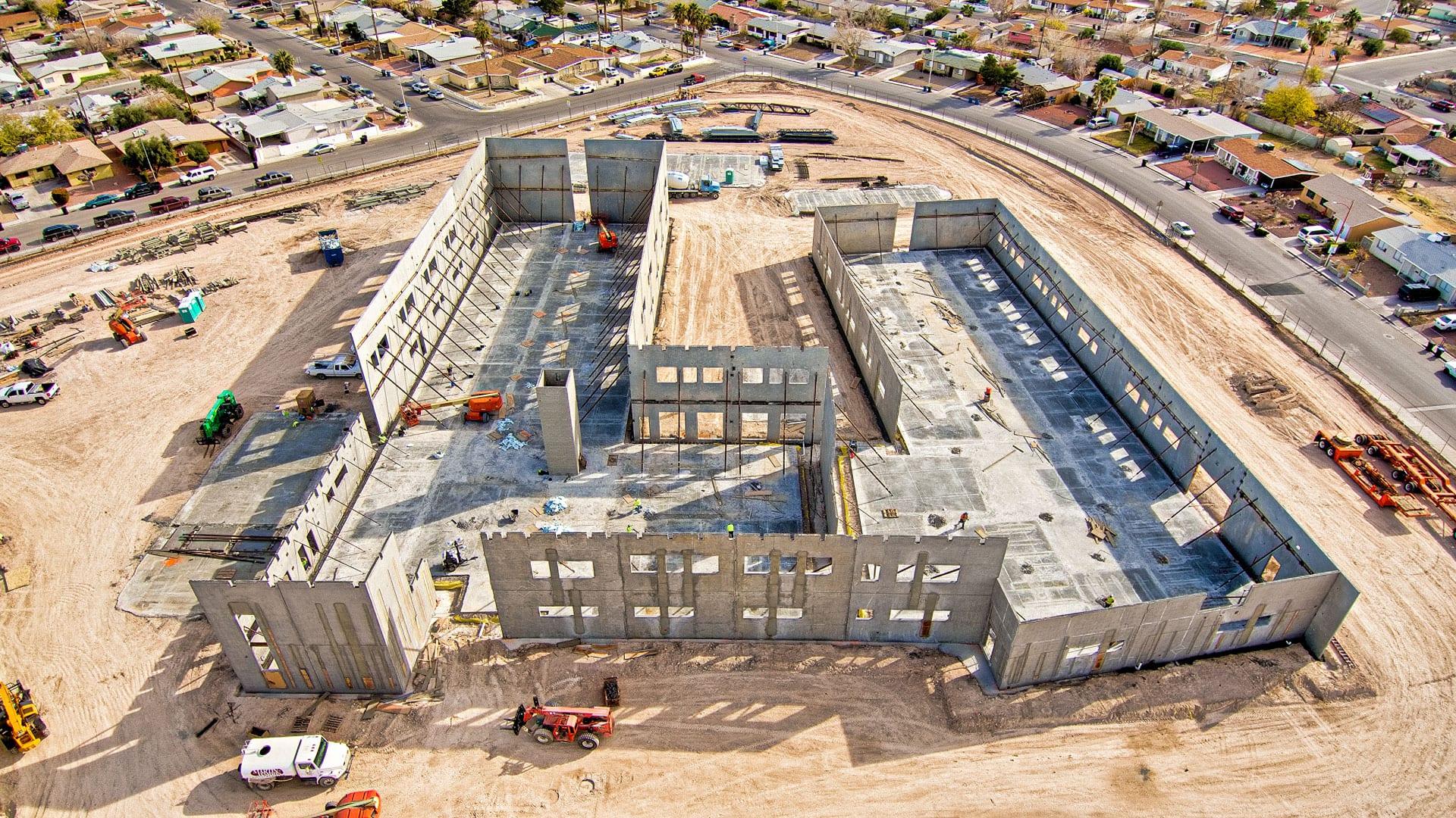 Construction Drone Service