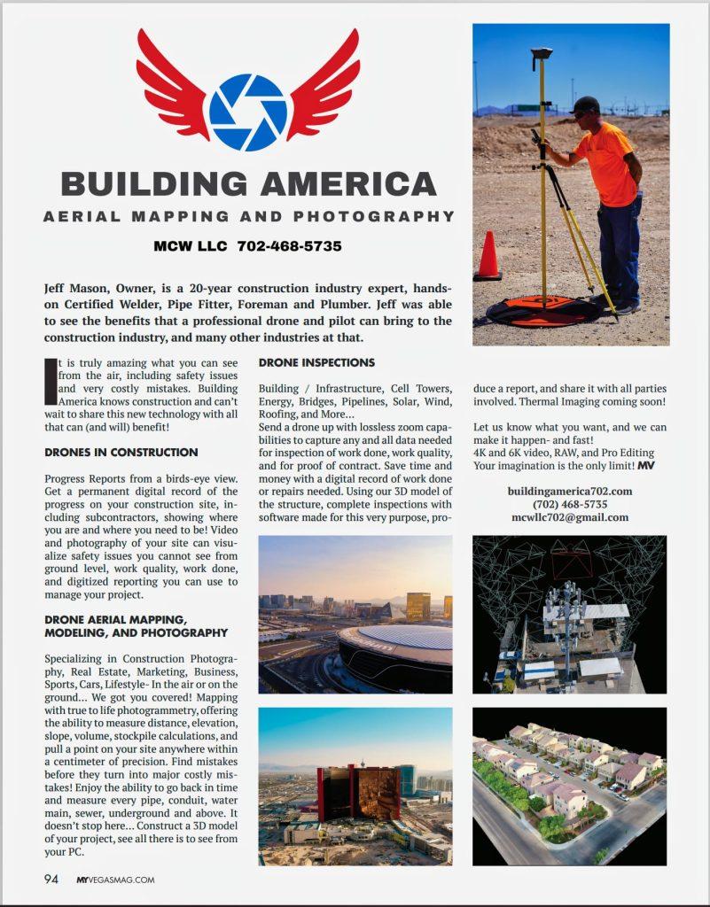 Building America in the press